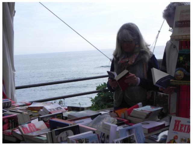 Dia del llibre i de la rosa - Giornata mondiale del libro e del diritto d'autore ad Alghero dal 21 al 24 aprile 2016.