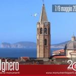 Monumenti Aperti Alghero 2016. Sabato 7 e domenica 8 maggio Alghero vi aspetta con Monumenti Aperti.