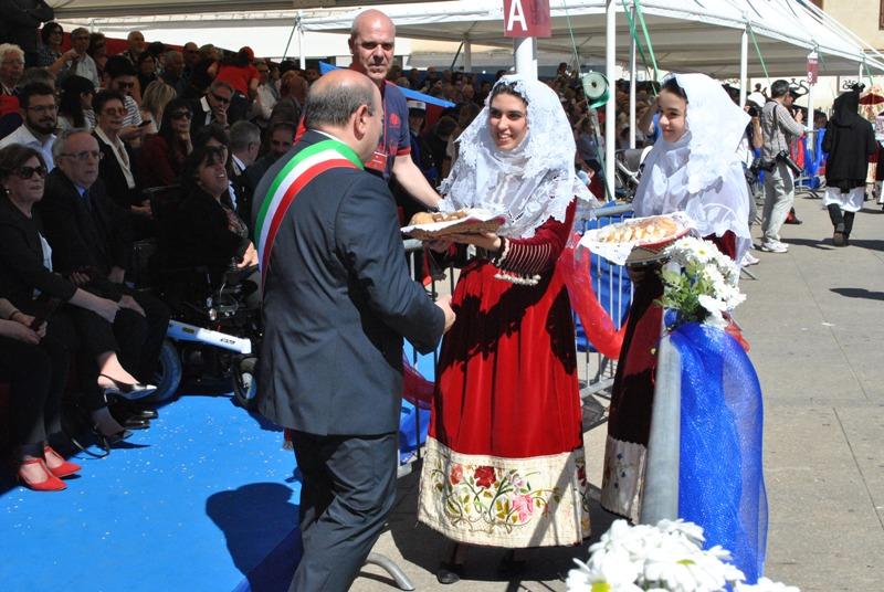 Le dichiarazioni del sindaco di Sassari Nicola Sanna a conclusione della 67esima Cavalcata sarda.