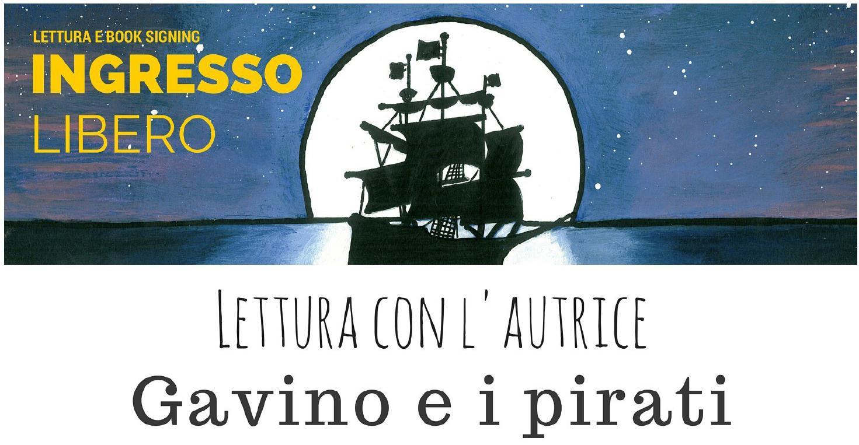 Presentazione del Libro Gavino e i Pirati di Rosemary Dewart presenta il suo libro illustrato a Cagliari alla MEM mercoledì 6 luglio 2016.