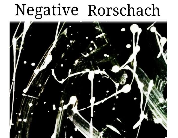 """A Carbonia presso la saletta del Portico di Piazza Roma fino al 30 luglio 2016 è visitabile la nuova mostra personale di Gianmario Silesu intitolata """"Negative Rorschach""""."""