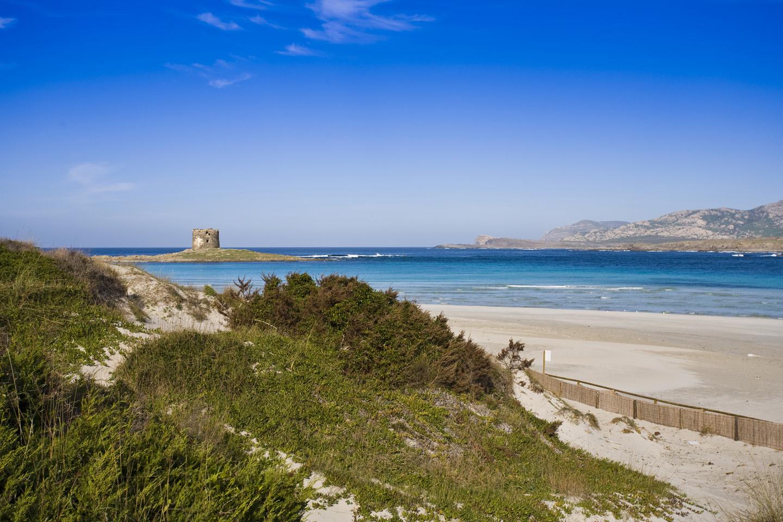 Cala Reale Hotel di Stintino spiaggia