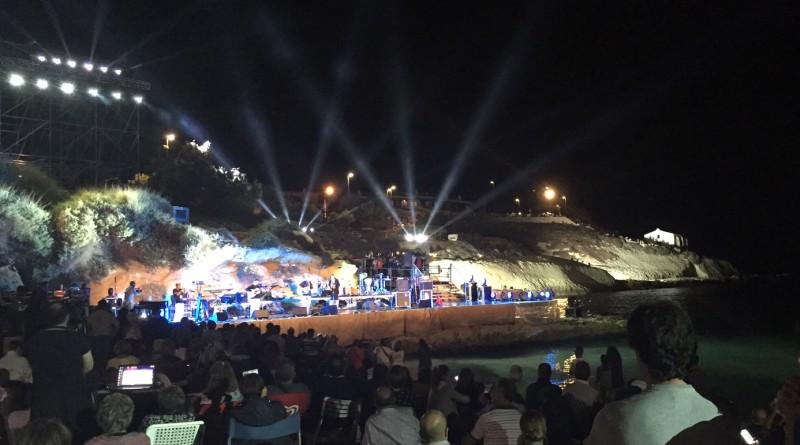 Concerto per Andrea Parodi Balai 23 agosto 2016. Una folla immensa in una Notte di Stelle a Balai dove tantissimi artisti hanno cantato in ricordo di Andrea Parodi a 10 anni dalla sua scomparsa.