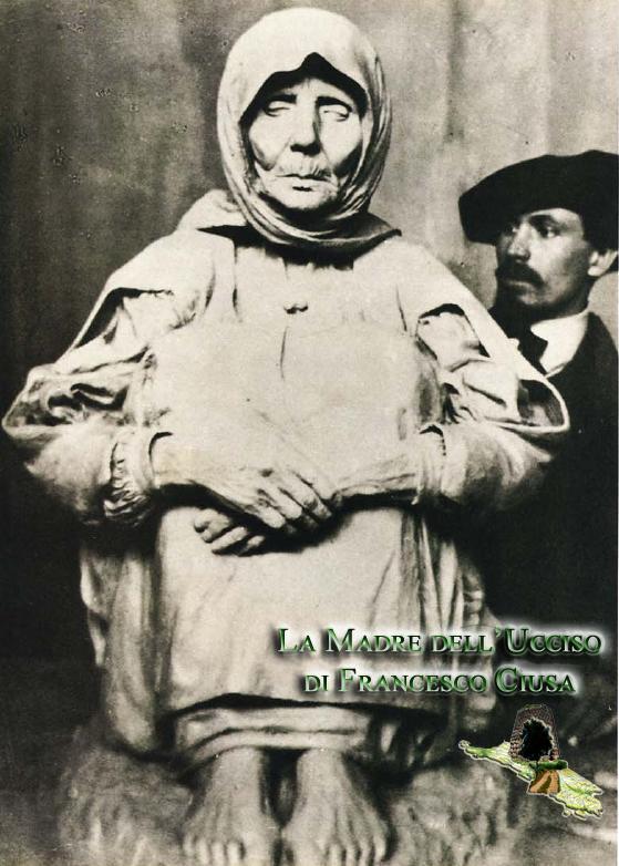 La Madre dell ucciso di Francesco Ciusa. La celebre Madre dell'ucciso, opera simbolo della cultura figurativa sarda, che lo scultore presentò alla Biennale di Venezia nel 1907, ricevendo il plauso della critica.