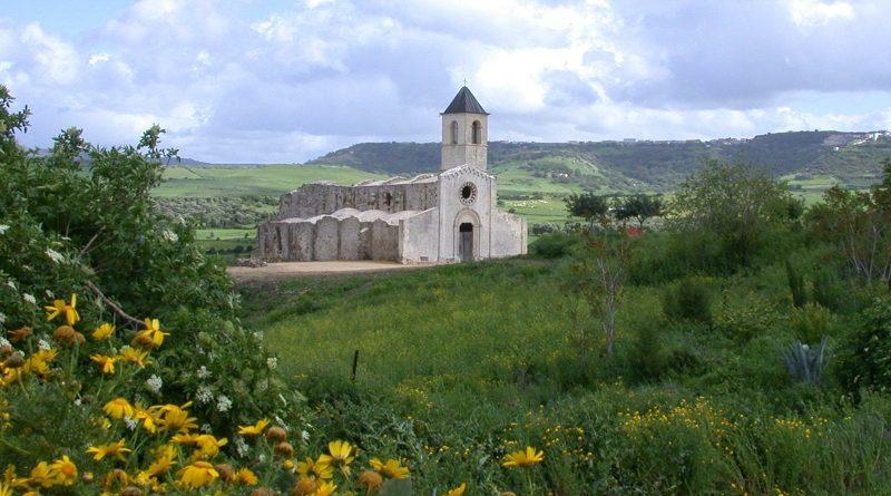 Martis chiesa di San Pantaleo Anglona Regione storico-geografica della Sardegna settentrionale.