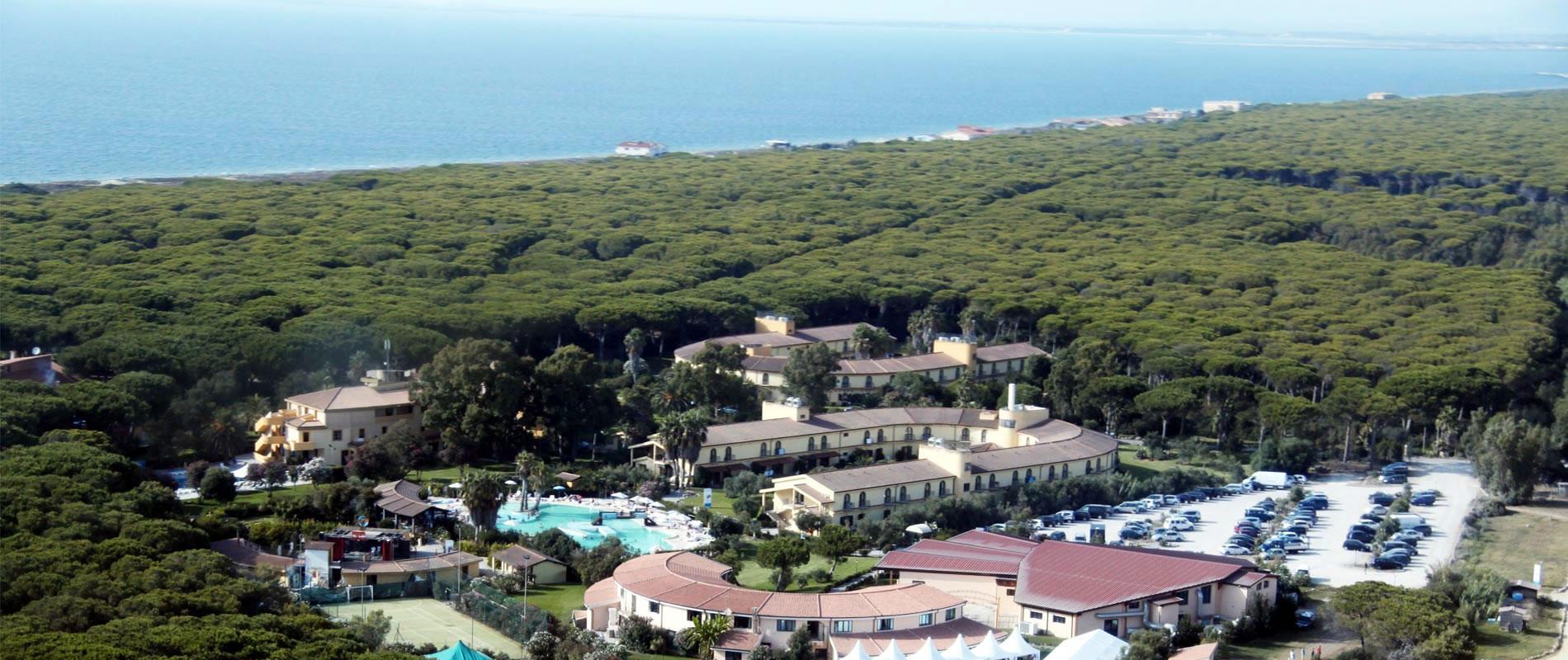 Panoramica Horse Country Resort Congress & SPA