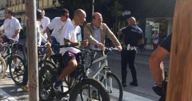 Maurilio Murru quella di oggi a Sassari è stata una ciclo-buffonata.