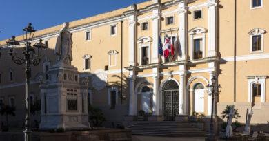 Sala consiliare del Comune di Oristano Palazzo degli Scolopi