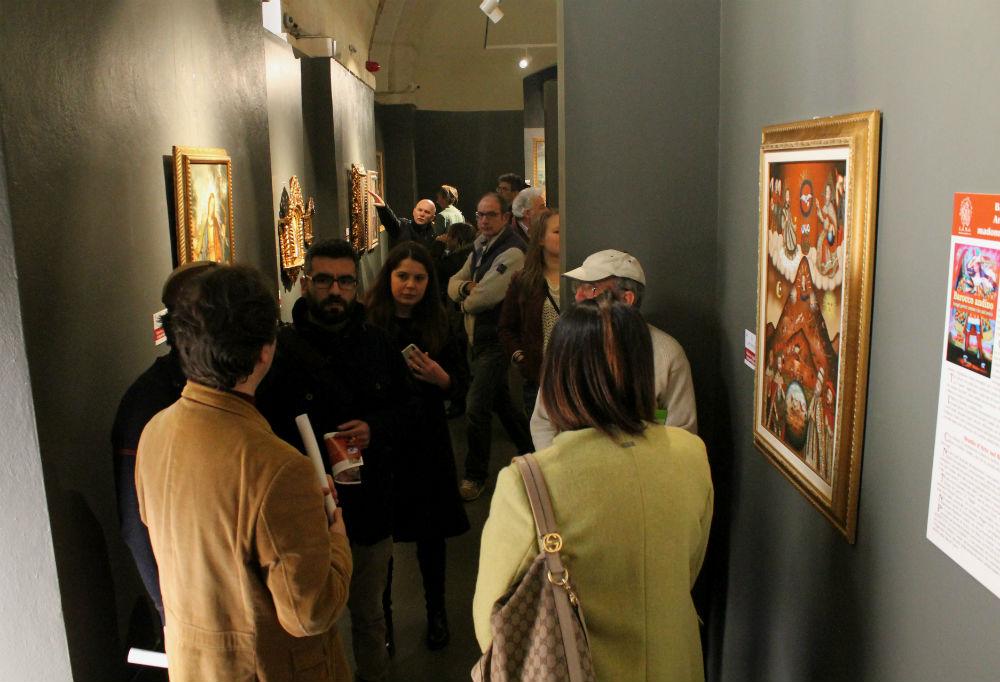 A Sassari Palazzo Ducale presso la sala Duce dal 16 febbraio al 16 marzo 2017 la mostra Barocco andino contemporaneo.