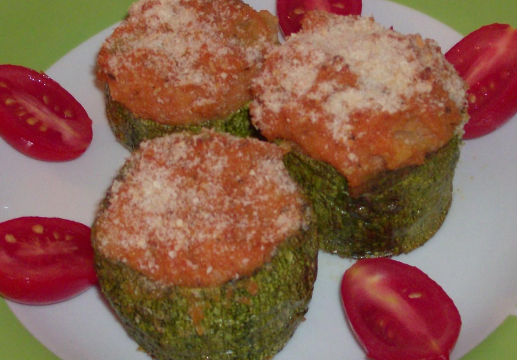 Zucchine Ripiene Le Vie della Sardegna