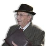 Un Sardo. Giovanni Lilliu.