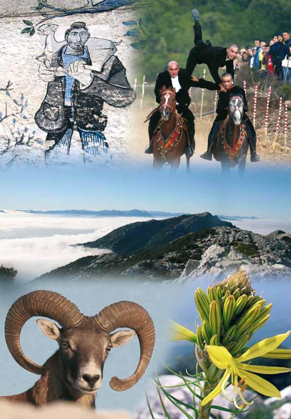 Autunno in Barbagia Lula 2012, Cortes apertas 5-6-7 ottobre 2012 Lula.