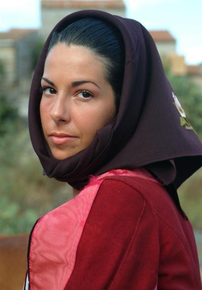 Donna in Costume, Orotelli