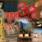Autunno in Barbagia a Dorgali 21 – 22 – 23 settembre 2012, Cortes apertas in questo Paese considerato il capoluogo dell'artigianato e in particolare del turismo della Barbagia.