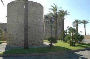 Alghero, torre della polveriera.