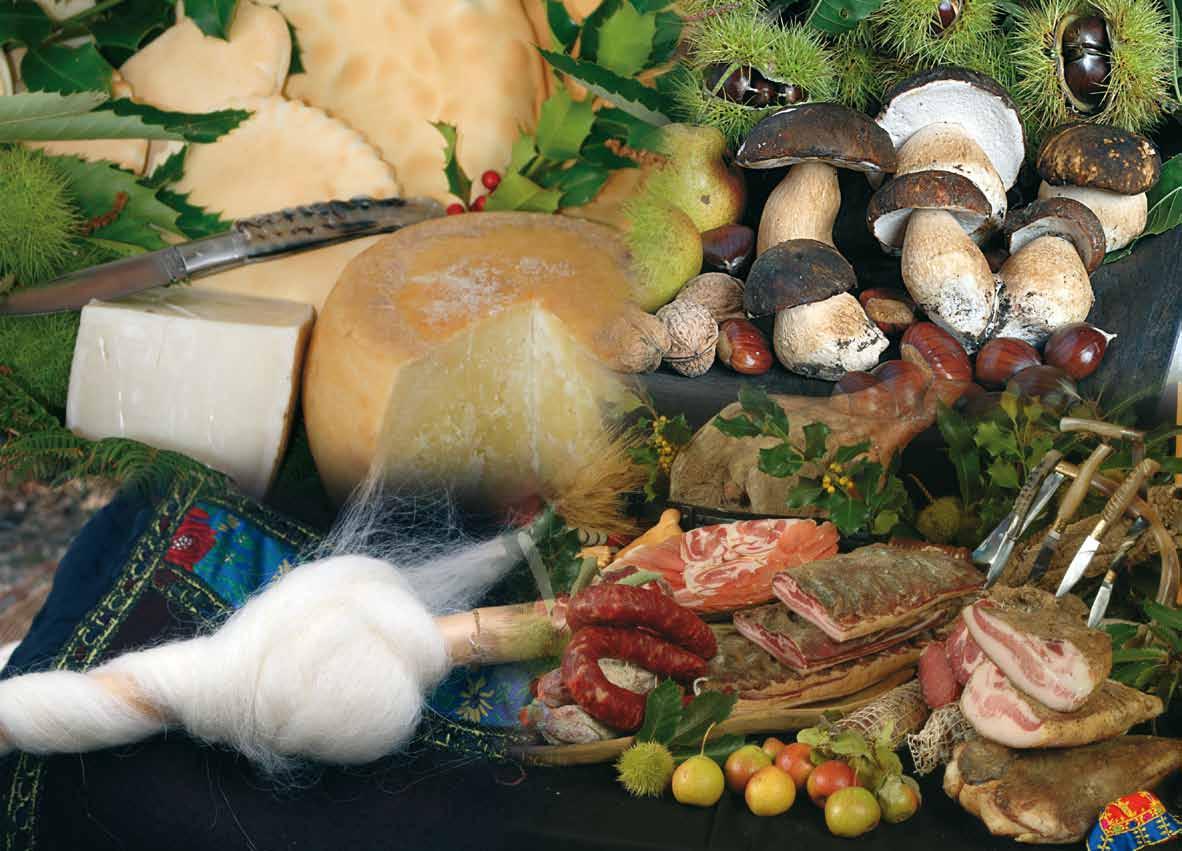 Desulo Autunno in Barbagia 2-3-4 Novembre 2012, La Montagna Produce , Cortes Apertas Desulo.