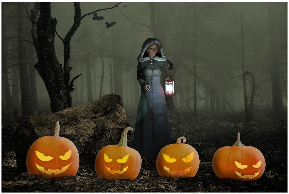 Su mortu mortu o Halloween  In Sardegna Halloween è radicato da molto più  tempo di ce8ec6ad33de