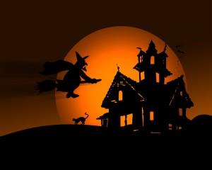 spiriti e strege di halloween