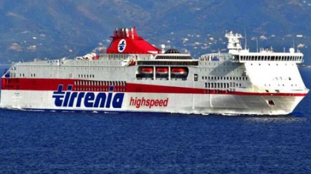 Nuove navi Tirrenia Bonaria e Amsicora