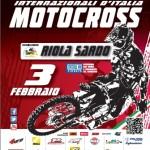 Notizie Sardegna Sport: Nel Crossodromo Le Dune di Riola Sardo si disputerà il 3 febbraio 2013, la prima prova degli Internazionali d'Italia di Motocross.