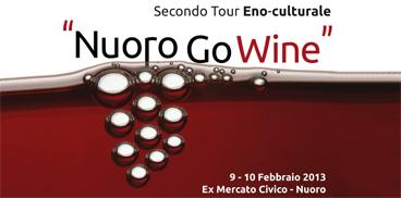 Nuoro Go Wine secondo tour eno-culturale 9 e 10 febbraio 2013.