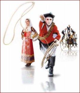Cavalcata Sarda domenica 19 maggio 2013</p><br /><br /><br /><br /> <p>La Cavalcata Sarda 2013 avrà luogo a Sassari domenica 19 maggio</p><br /><br /><br /><br /> <p>Cavalcata Sarda, invitati gli stessi gruppi del 2012</p><br /><br /><br /><br /> <p>Quest'anno la Cavalcata Sarda avrà protagonisti gli stessi gruppi presenti nel cartellone dell'edizione 2012. L'amministrazione comunale ha scelto di sospendere per un anno la tradizionale rotazione delle rappresentanze, per consentire ai costumi invitati lo scorso anno di sfilare per le vie della città. Nel 2012 la Cavalcata Sarda si era svolta in forma ridotta a causa dello straordinario maltempo che il 20 maggio si è abbattuto sulla città.