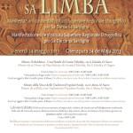 Appuntamenti a Nuoro – S' ISRE pro sa Limba 2013 – Manifestazioni curate dall'Istituto Superiore Regionale Etnografico per Sa Die de sa Sardigna