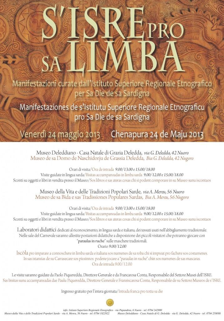 isre Pro sa Limba 2013