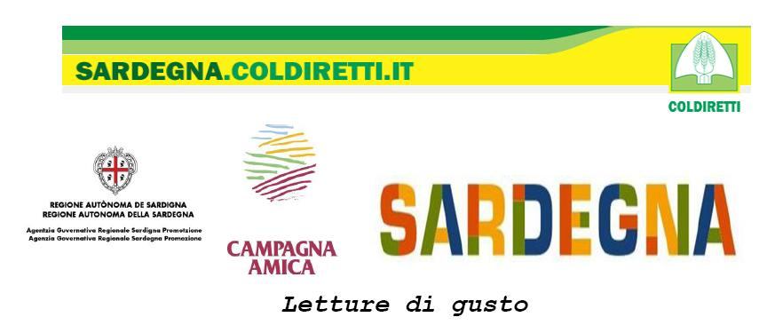 Letture di Gusto Coldiretti 2013