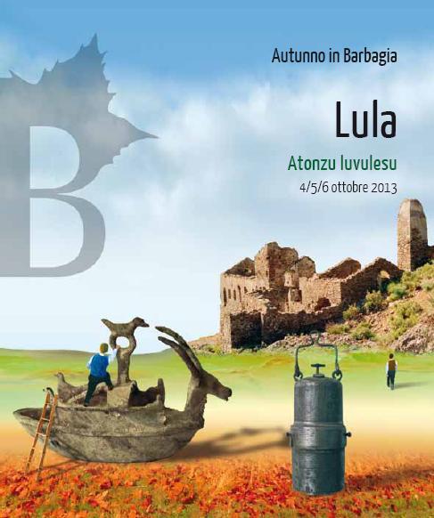Autunno in Barbagia a Lula 2013, Atonzu luvulesu 4 5 6 ottobre 2013