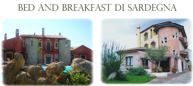 Bed and Breakfast della Sardegna elenco per le tue Vacanze nell'Isola