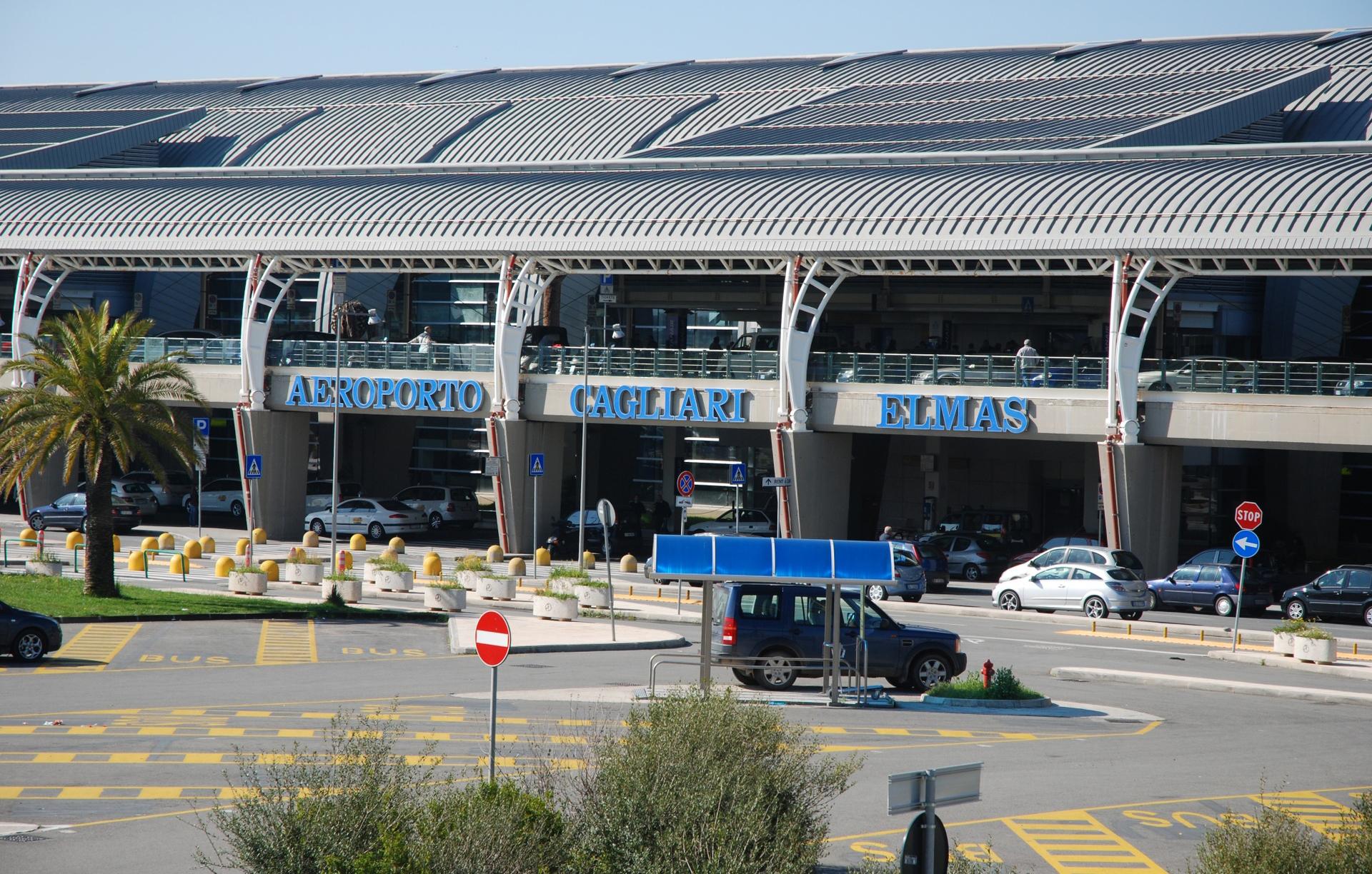 Cagliari, Aeroporto di Elmas come arrivare