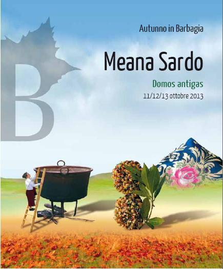 Cortes Apertas Meana Sardo 11 12 13 ottobre 2013, programma completo Autunno in Barbagia 2013