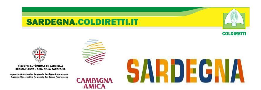 KM ZERO Cagliari coldiretti pallacanestro 2013
