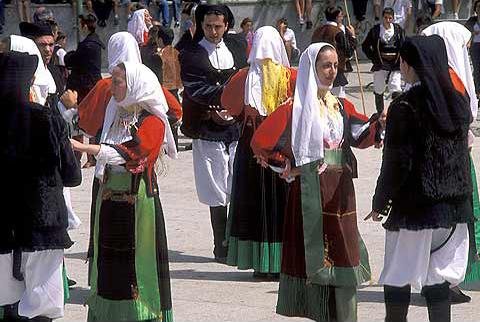 Sorgono Costume tradizionale