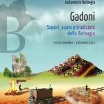 """Cortes apertas a Gadoni 29 30 novembre e 1 dicembre 2013 """"Sapori, suoni e tradizioni della Barbagia"""""""