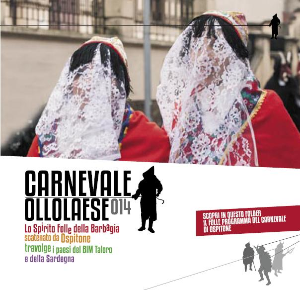 Carnevale Ollolaese 2014 maschere