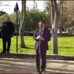 Sassari dedica il Parco di Via Venezia alla grande Maria Carta: Sabato 1 febbraio 2014 la Cerimonia