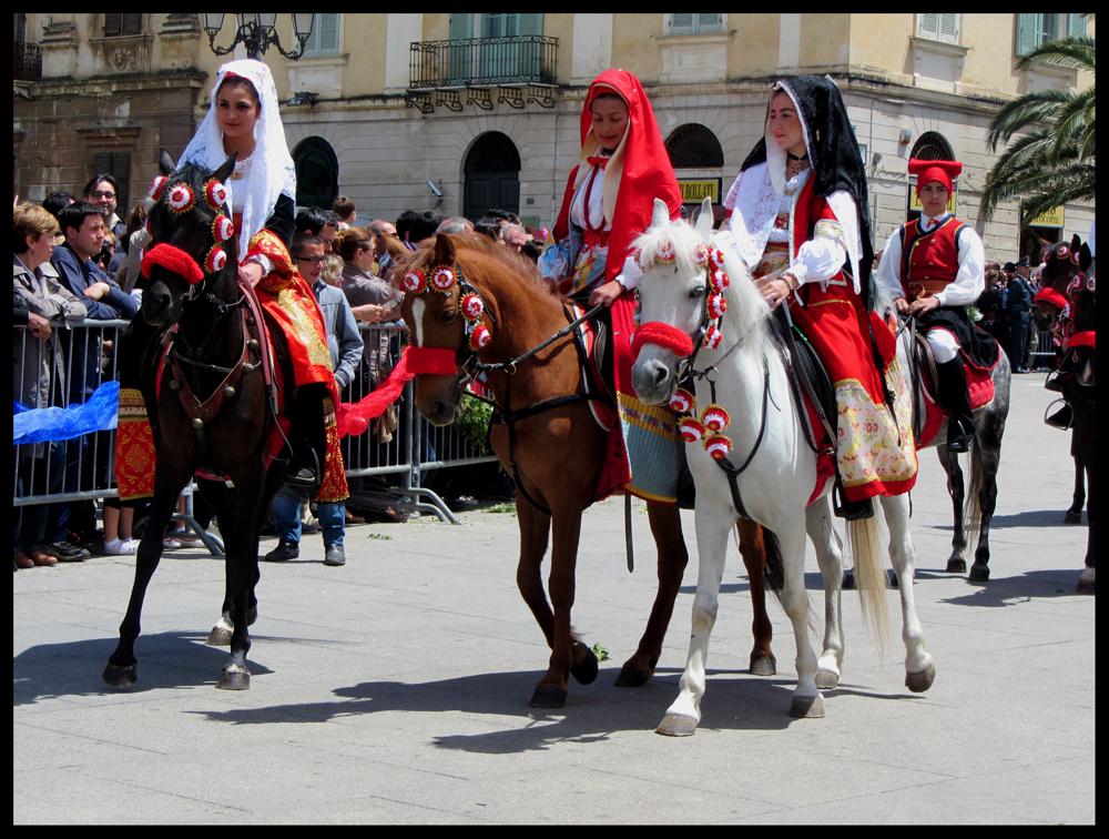 Cavalcata Sarda 2014, Turismo a Sassari stagione 2014