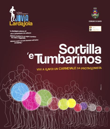 Carnevale Gavoi 2014, Sortilla 'e Tumbarinos