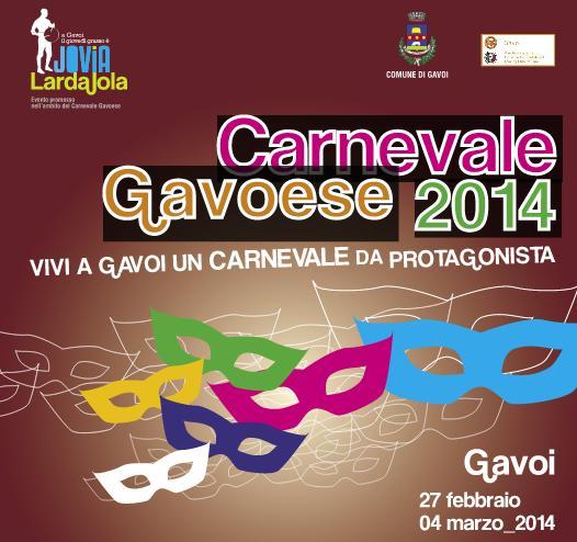 Carnevale Gavoi 2014 Programma completo