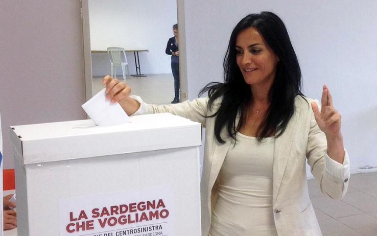 Francesca Barracciu la candidata indagata del PD