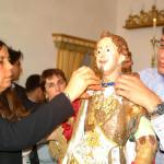 Pirri 30 novembre 2014 incontro pubblico sulle misure di salvaguardia del Rito di scioglimento del voto perpetuo e festa di Sant'Efisio.