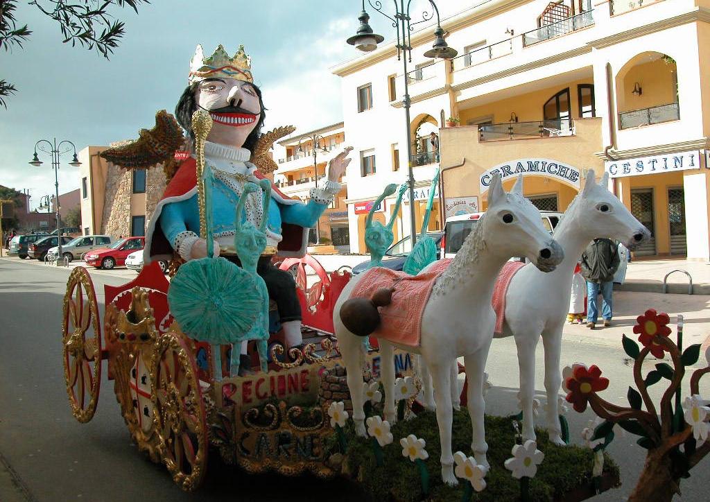 Palau Carnevale 2014