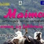 "Samugheo Carnevale 2014 ""A Maimone"" e prima rassegna Eno-gastronomica ""Samugheo in vetrina""."