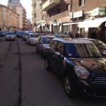 Comune di Cagliari rifacimento e riordino della segnaletica orizzontale da lunedì 3 a sabato 15 marzo 2014 nelle vie Manzoni, Monti, Leonardo da Vinci.