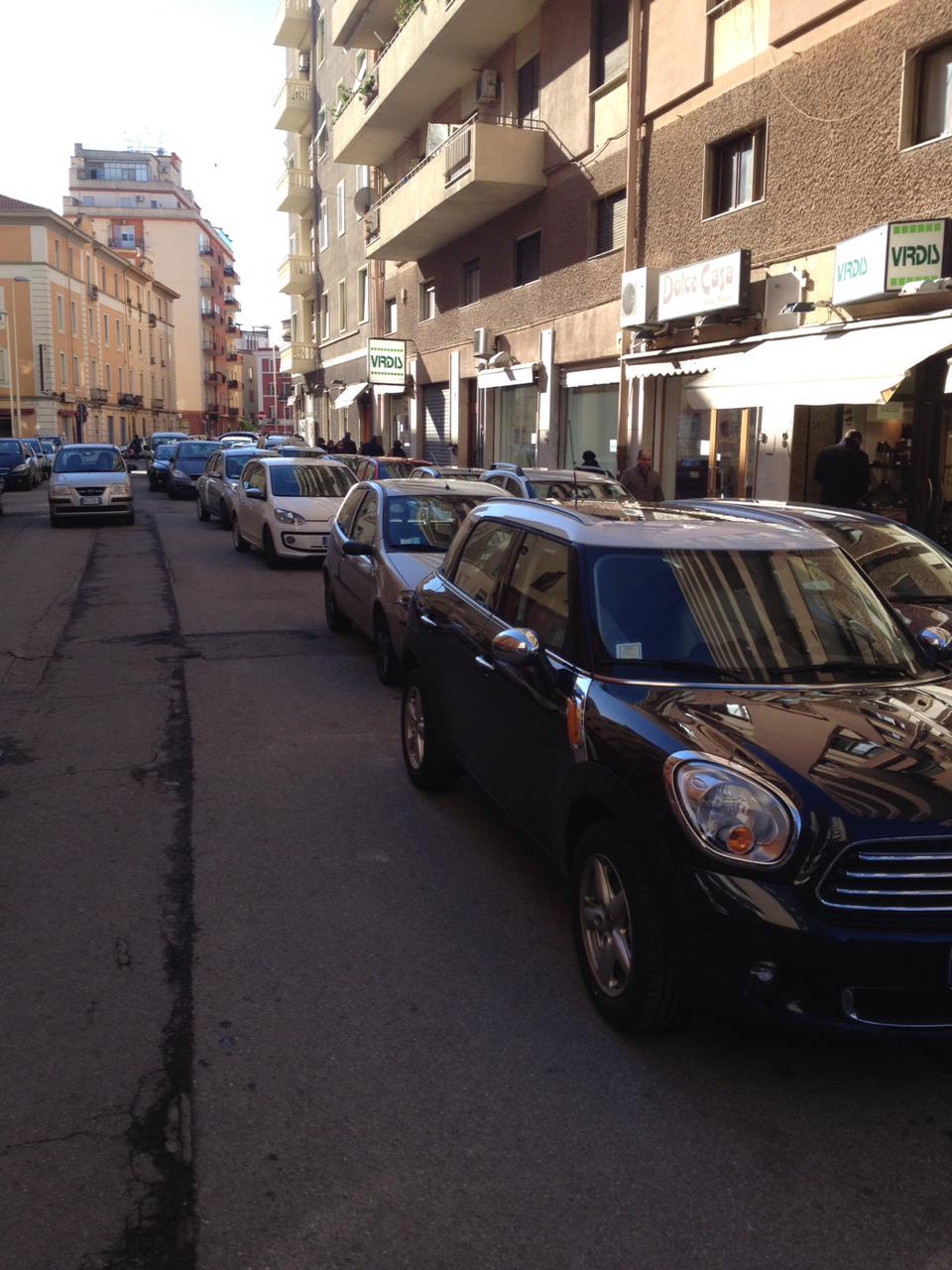 Cagliari strada