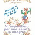 Cagliari: Martedì 4 marzo 2014 sfilata di maschere e ratantire per le vie della città