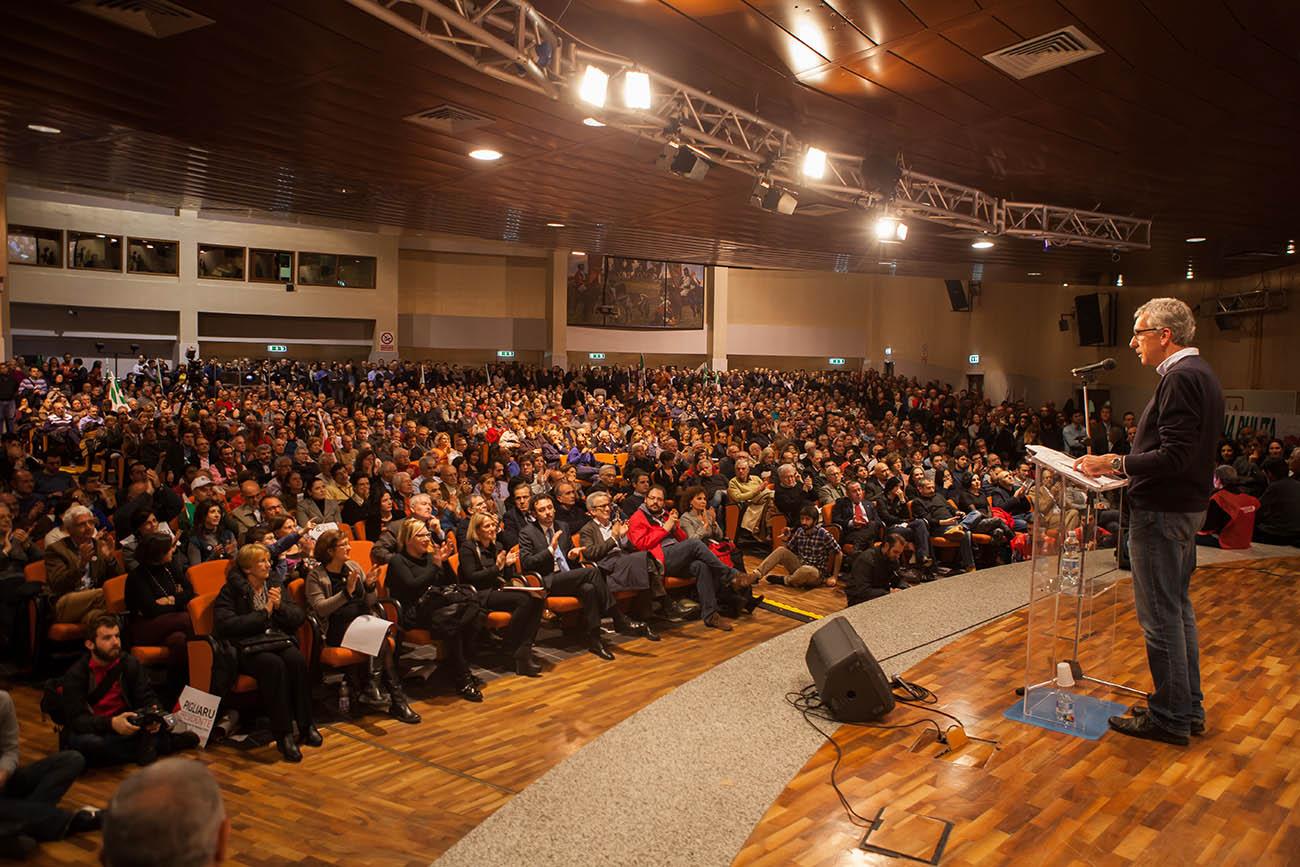 Francesco Pigliaru Governatore della Sardegna 17 febbraio 2014