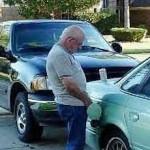 sosta per rifornire auto a pipi